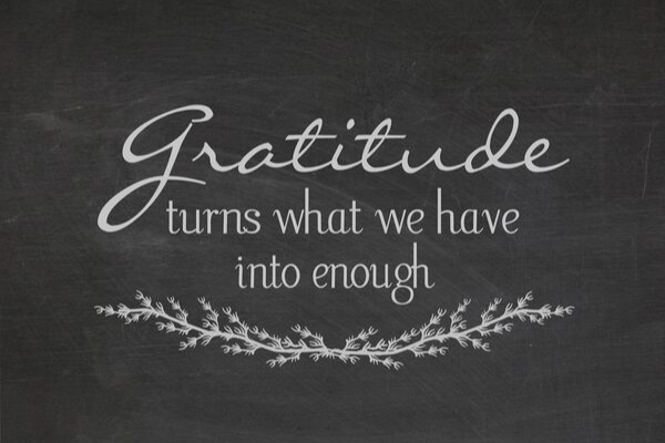 50 Gratitude Quotes for your Bullet Journal or Planner + Free PDF Printable!