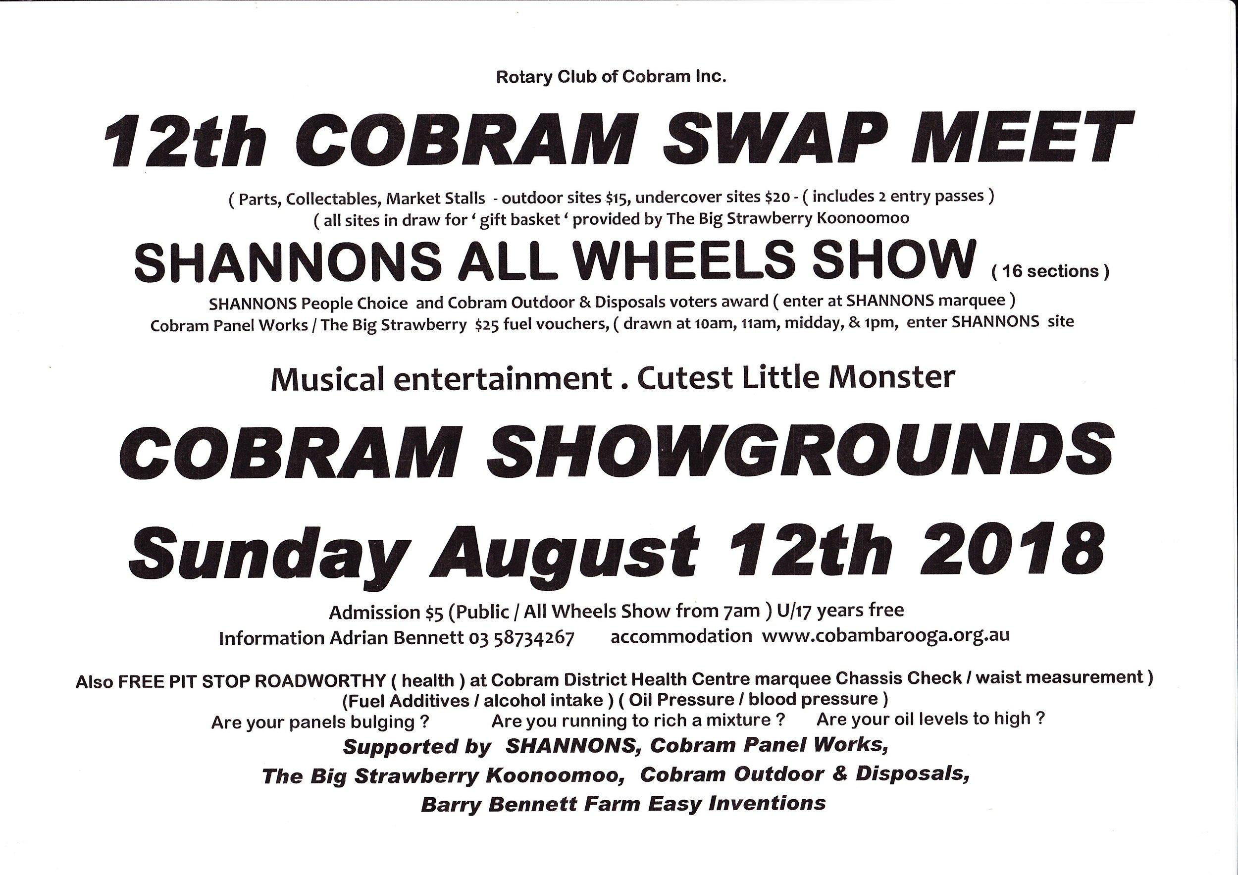 Cobram Swap Meet.jpg