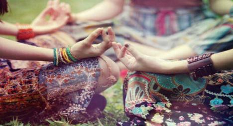 Yoga classes for wedding guests Colorado