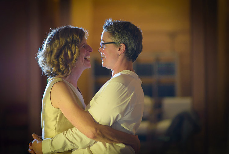 Gay sacred union ceremony officiation