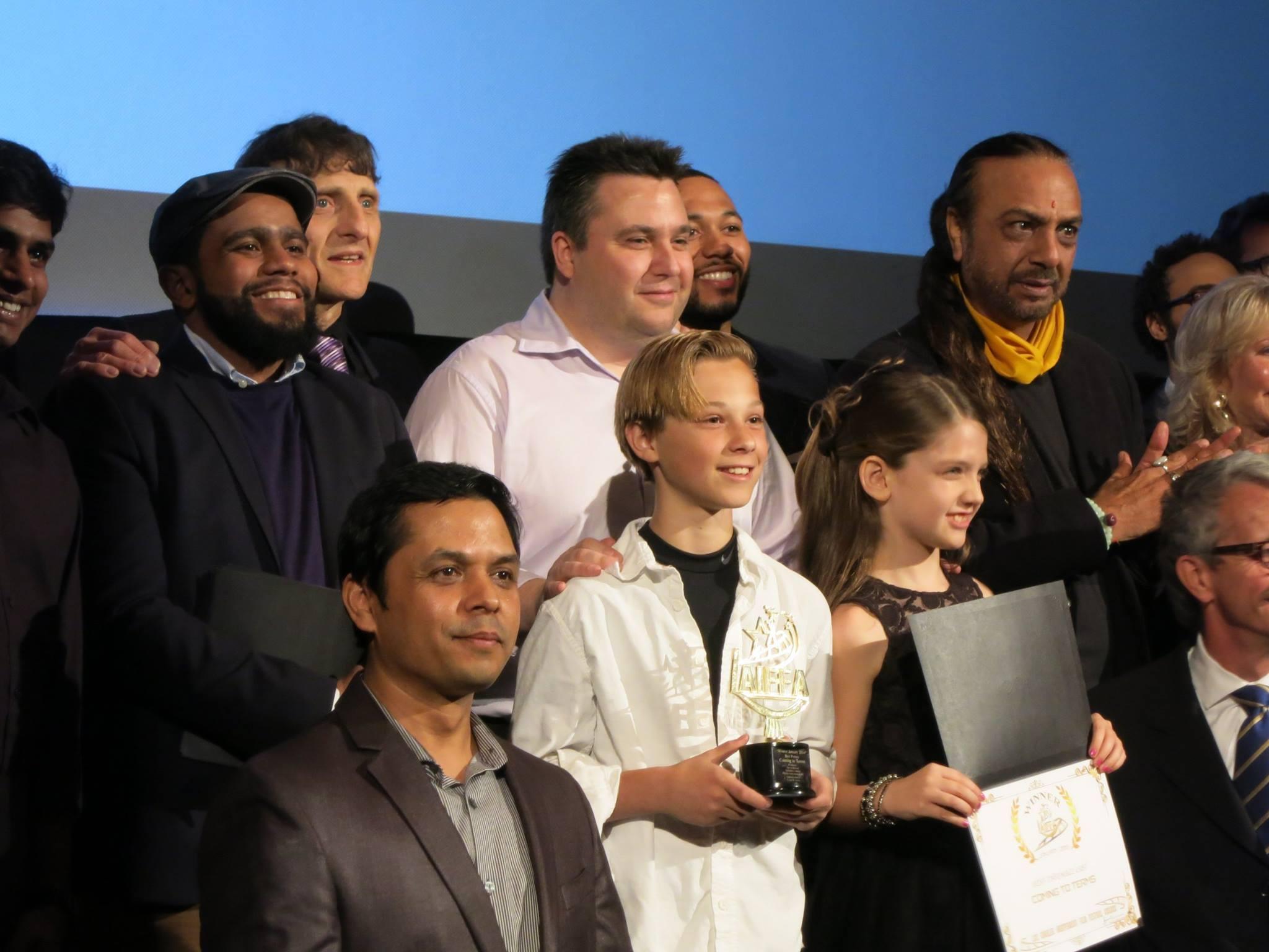 Best Short Film | Best Ensemble Cast | Best Cinematography at Los Angeles Independent Film Festival Awards (2015)