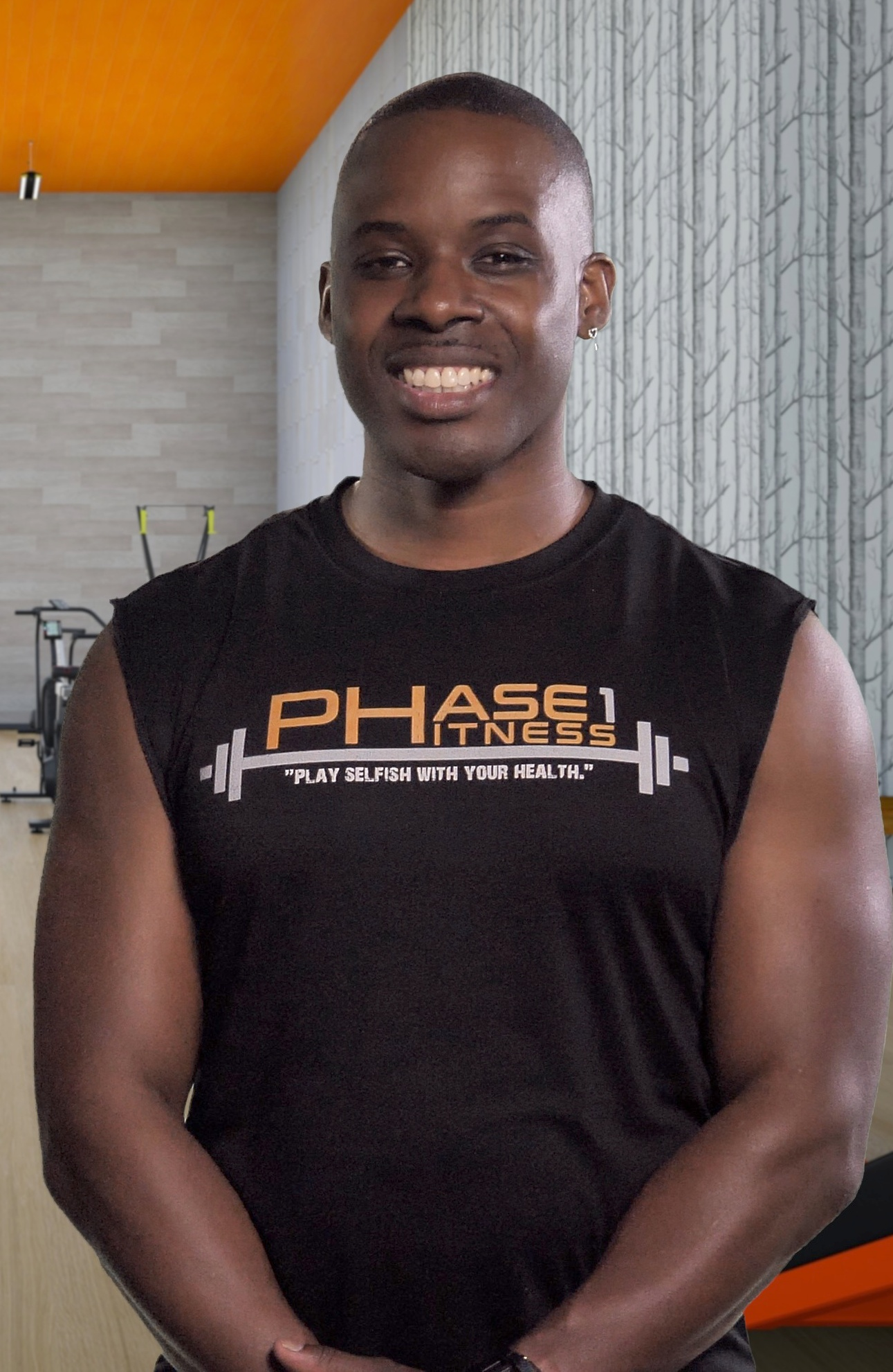 JONATHAN MULLINS - CEO-FOUNDERNYC Personal Trainer specializing in Weight-loss & Sports Performance
