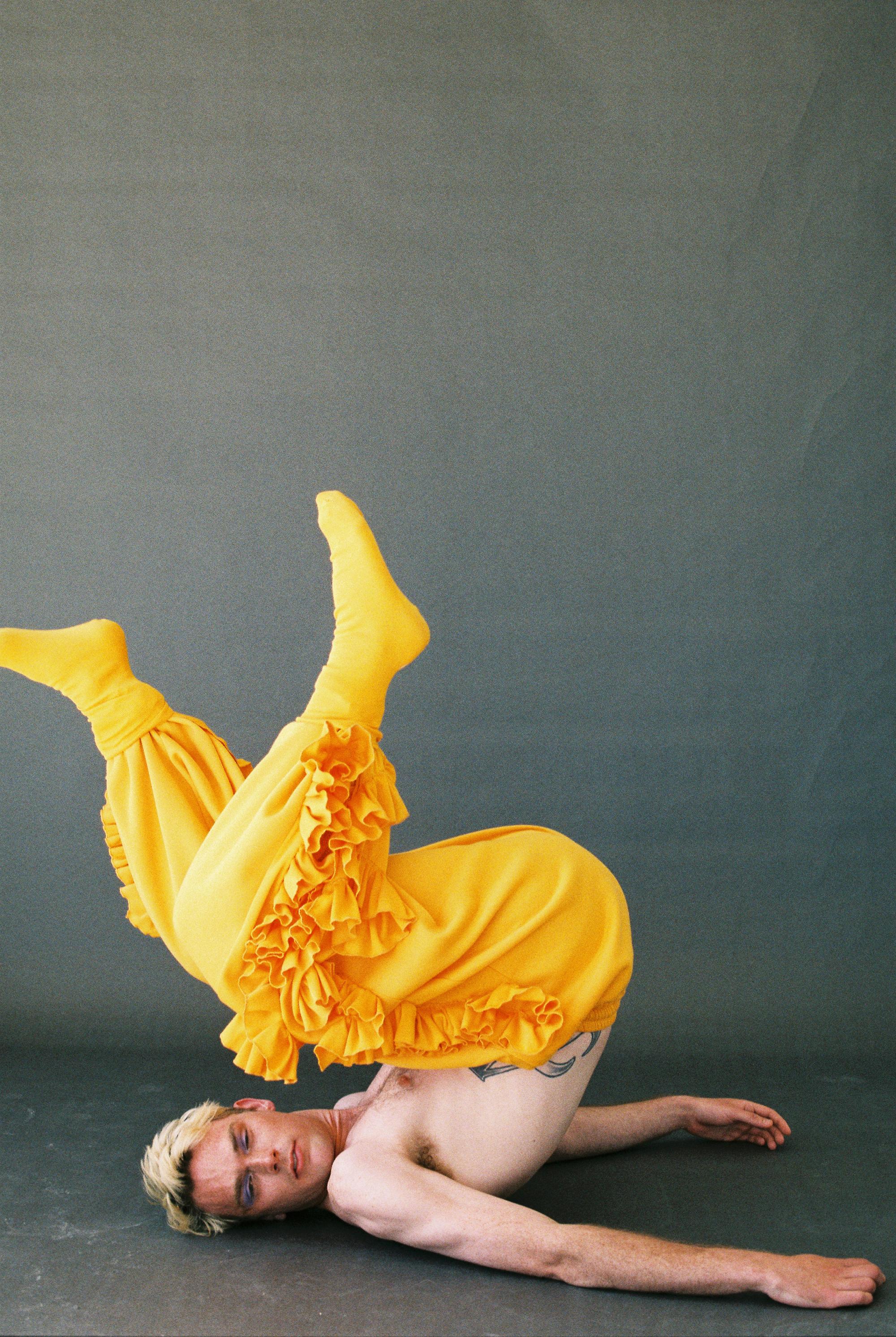 BRUNSWICK STUDIOS AW18  Photography:  Lekk Porter   Models:  Liam Seear-Budd ,  Michele Li  and  Casey Venning   HMUA:  Naomi Retman