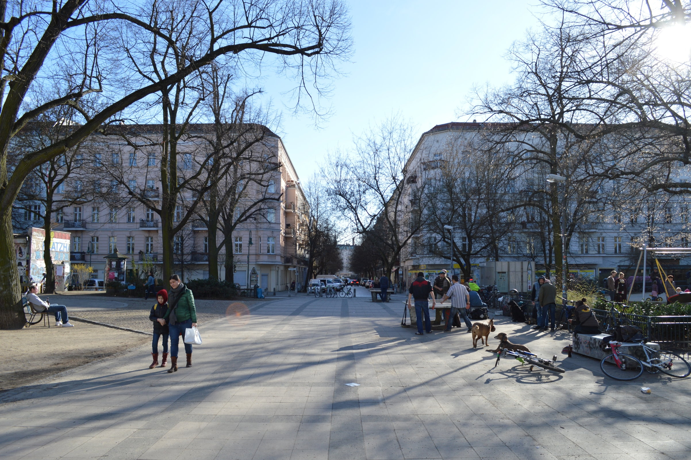 Prenzlauer Berg neighborhood