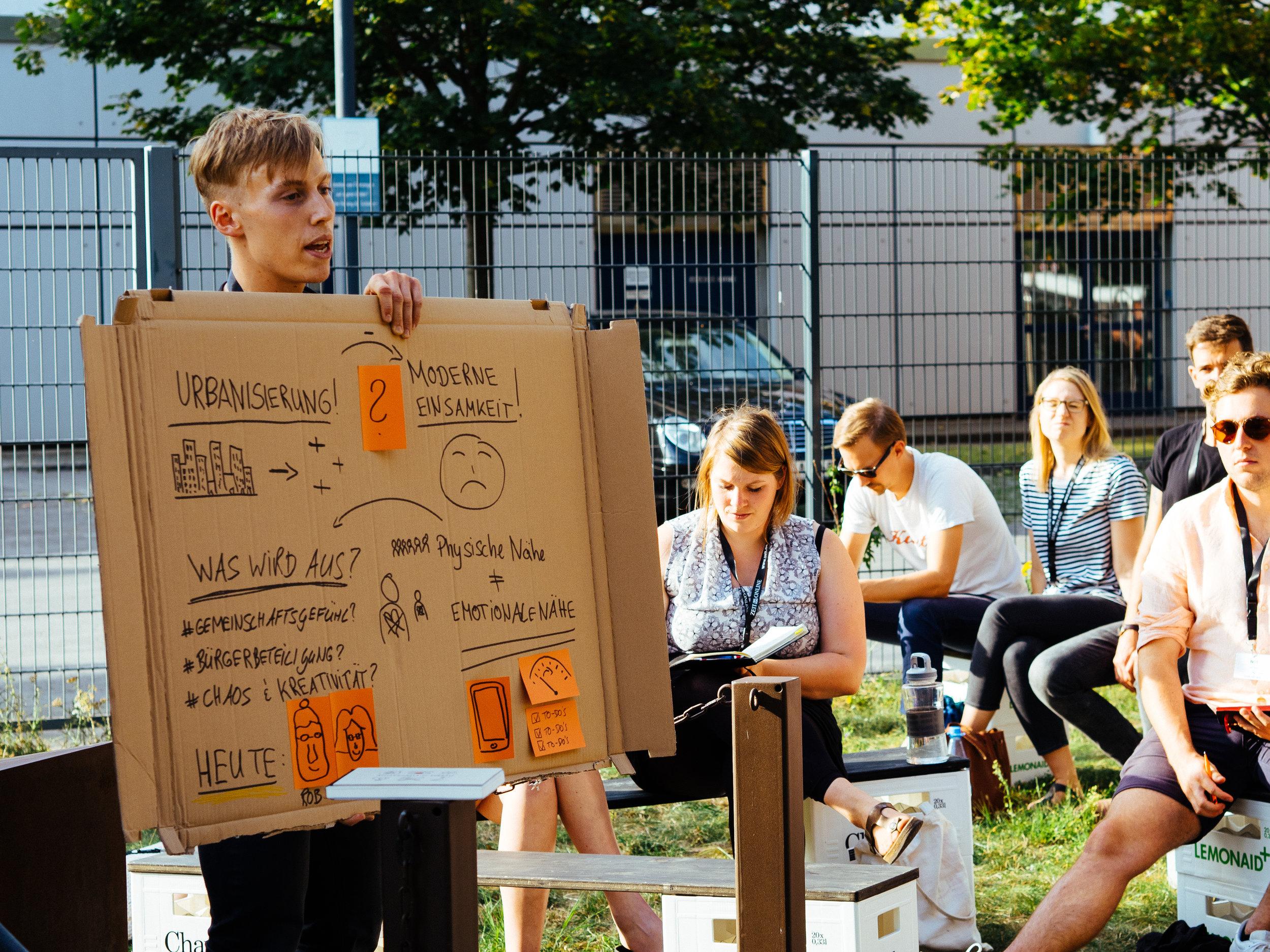 Workshop in Coworking Prenzlauer Berg
