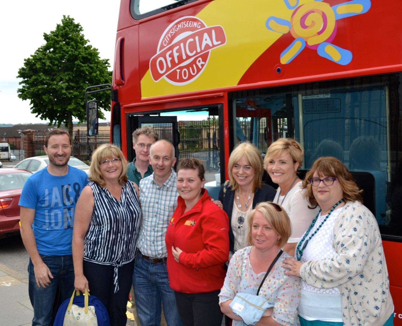 Parent Link Tour Bus