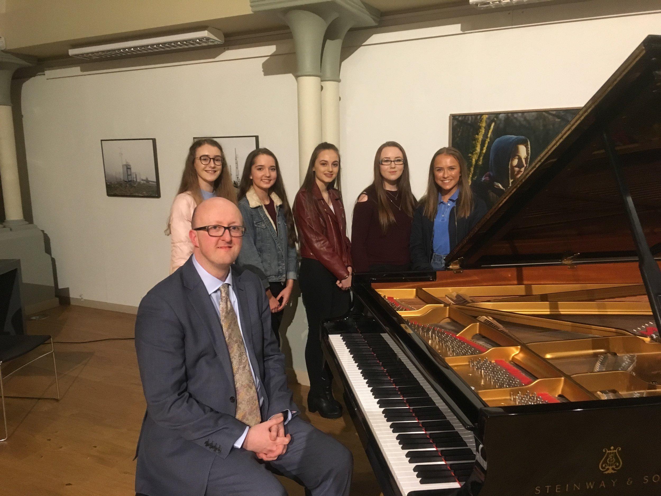 Piano Recital pupils and performer.jpg