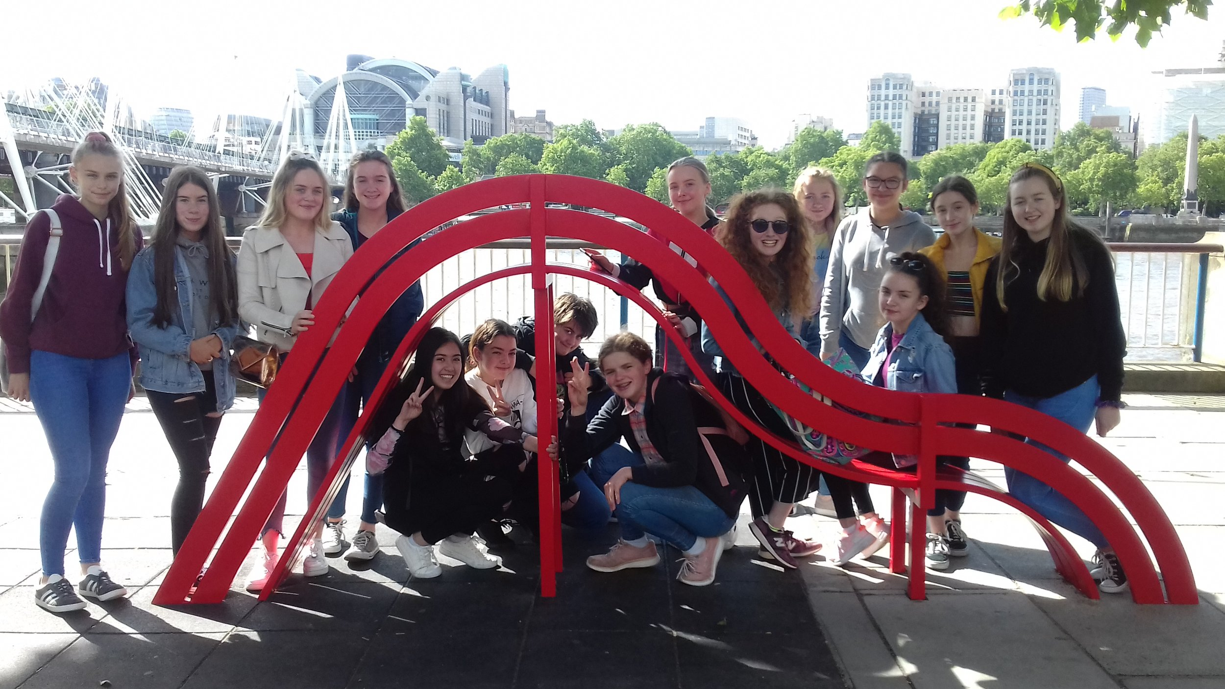 St. Dominic's Mock Magistrates Team attend UK Final 2019.jpg