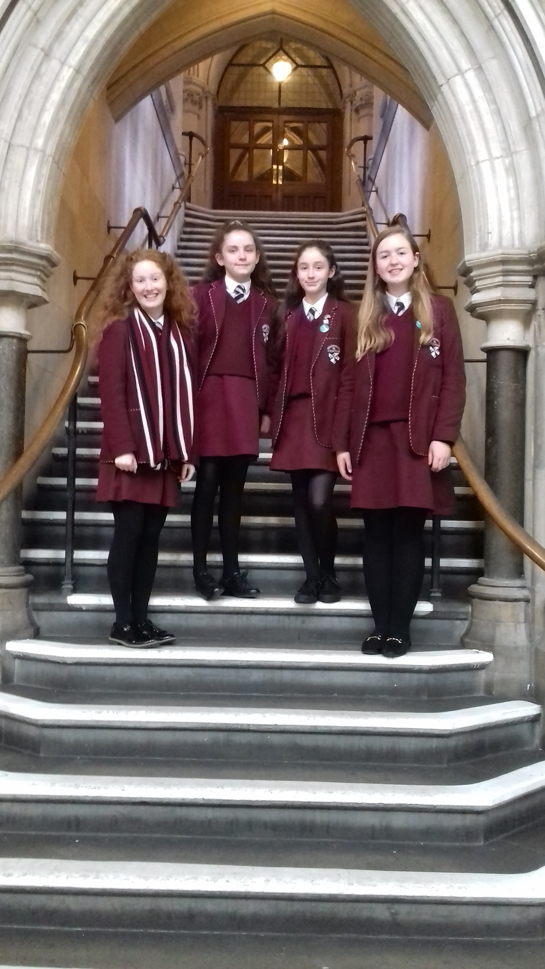 St. Dominic's Mock Magistrates Team attend UK Final 20194.jpg