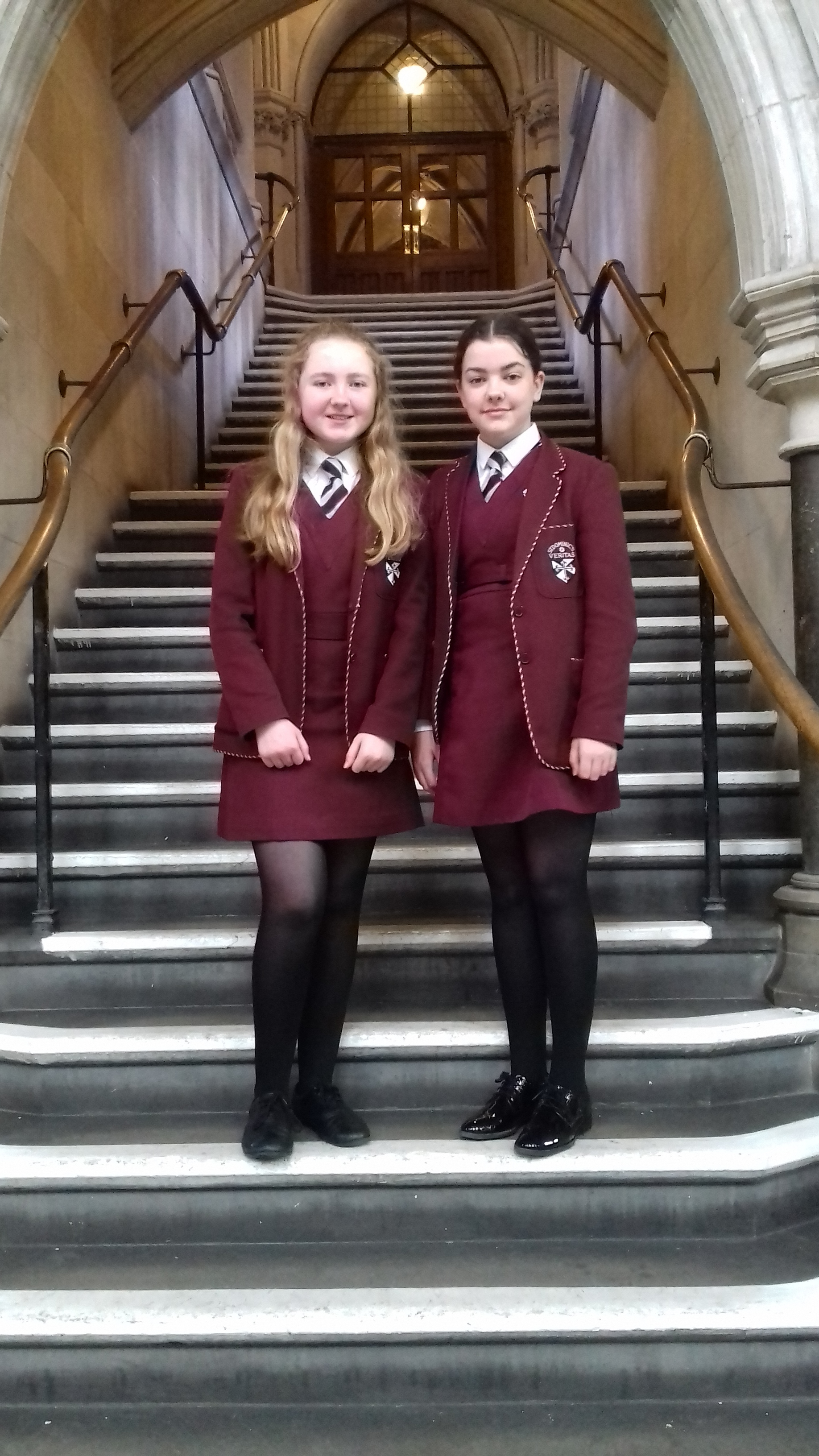 St. Dominic's Mock Magistrates Team attend UK Final 20197.jpg