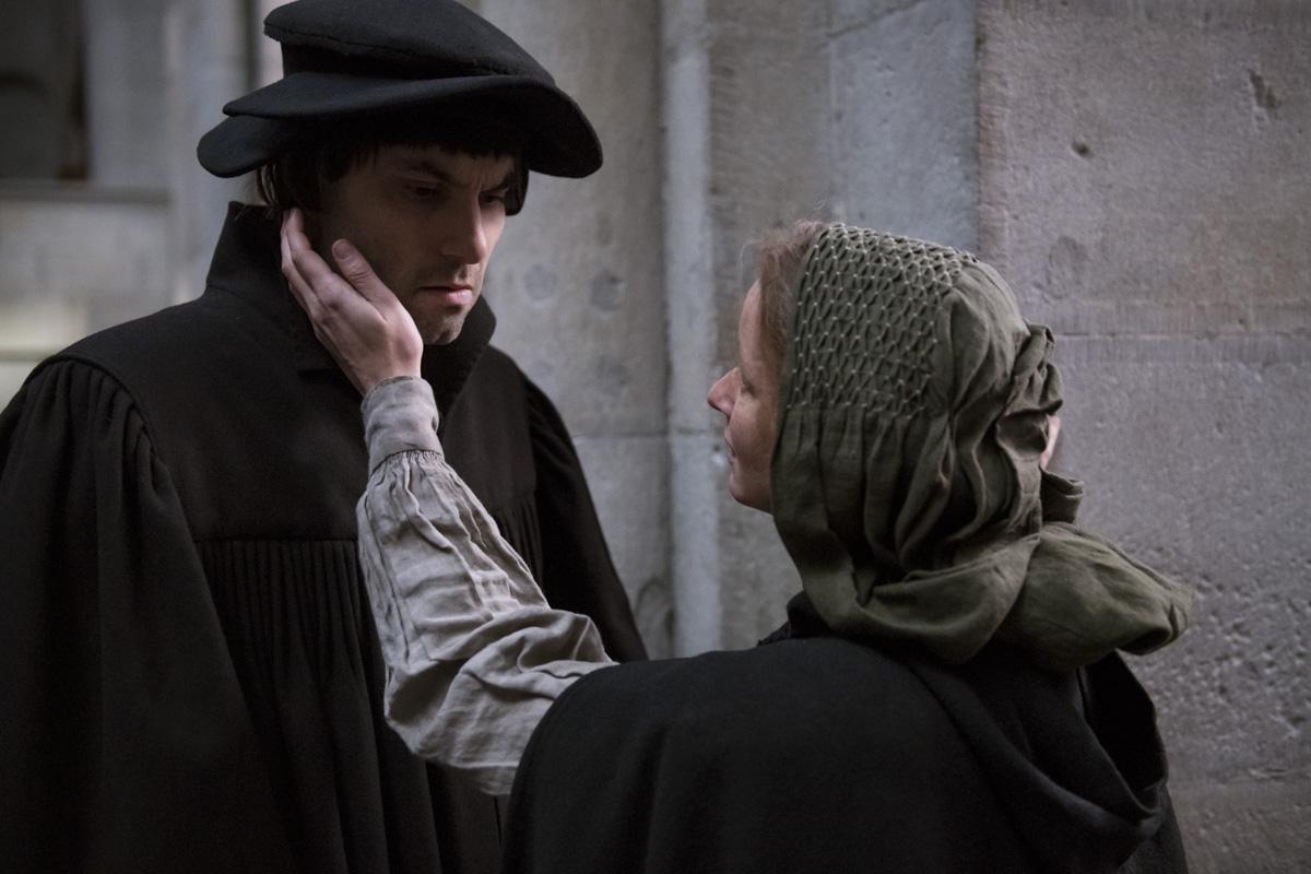 Schade, dass Zwingli nicht mehr auf seine Frau gehört hat...