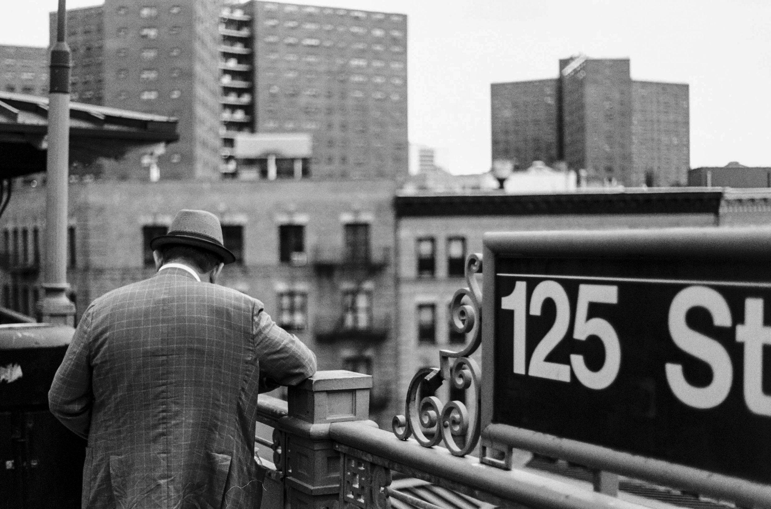 125th, Harlem, 2016