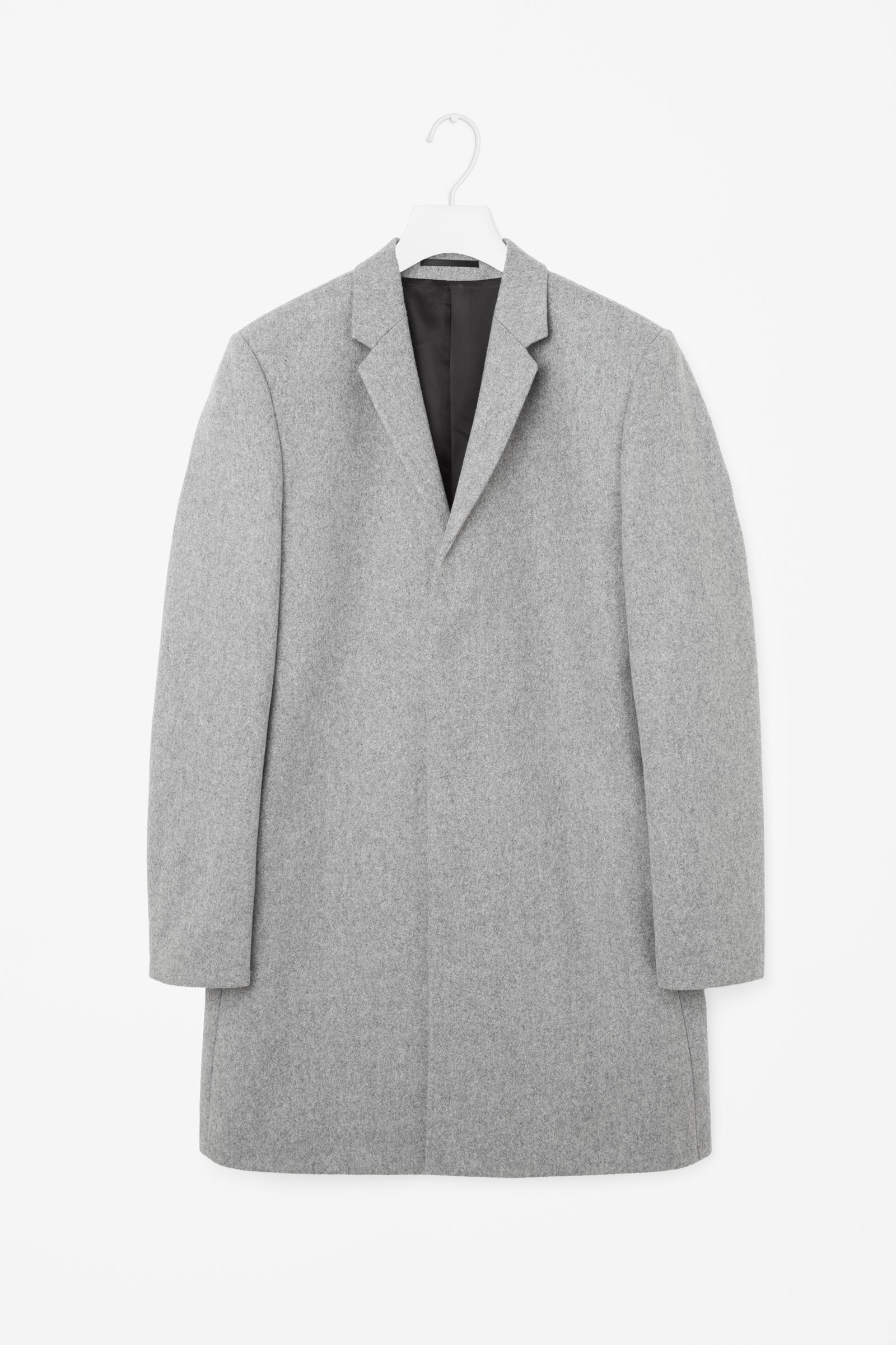 Wool coat, £175 ( cosstores.com )