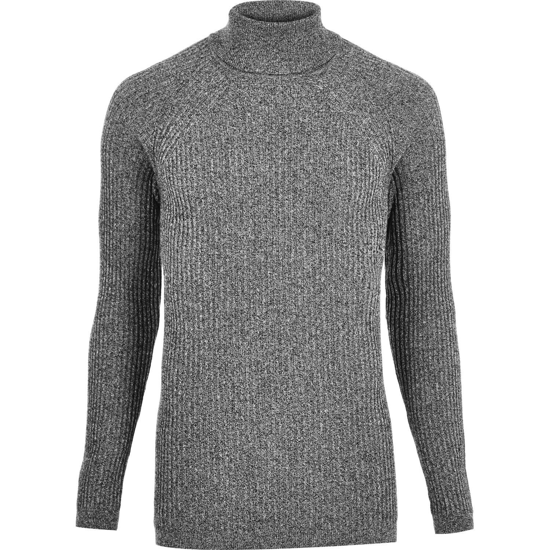 Roll neck jumper, £25 ( riverisland.com )