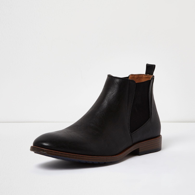 Tough Chelsea boots, £45 ( riverisland.com )