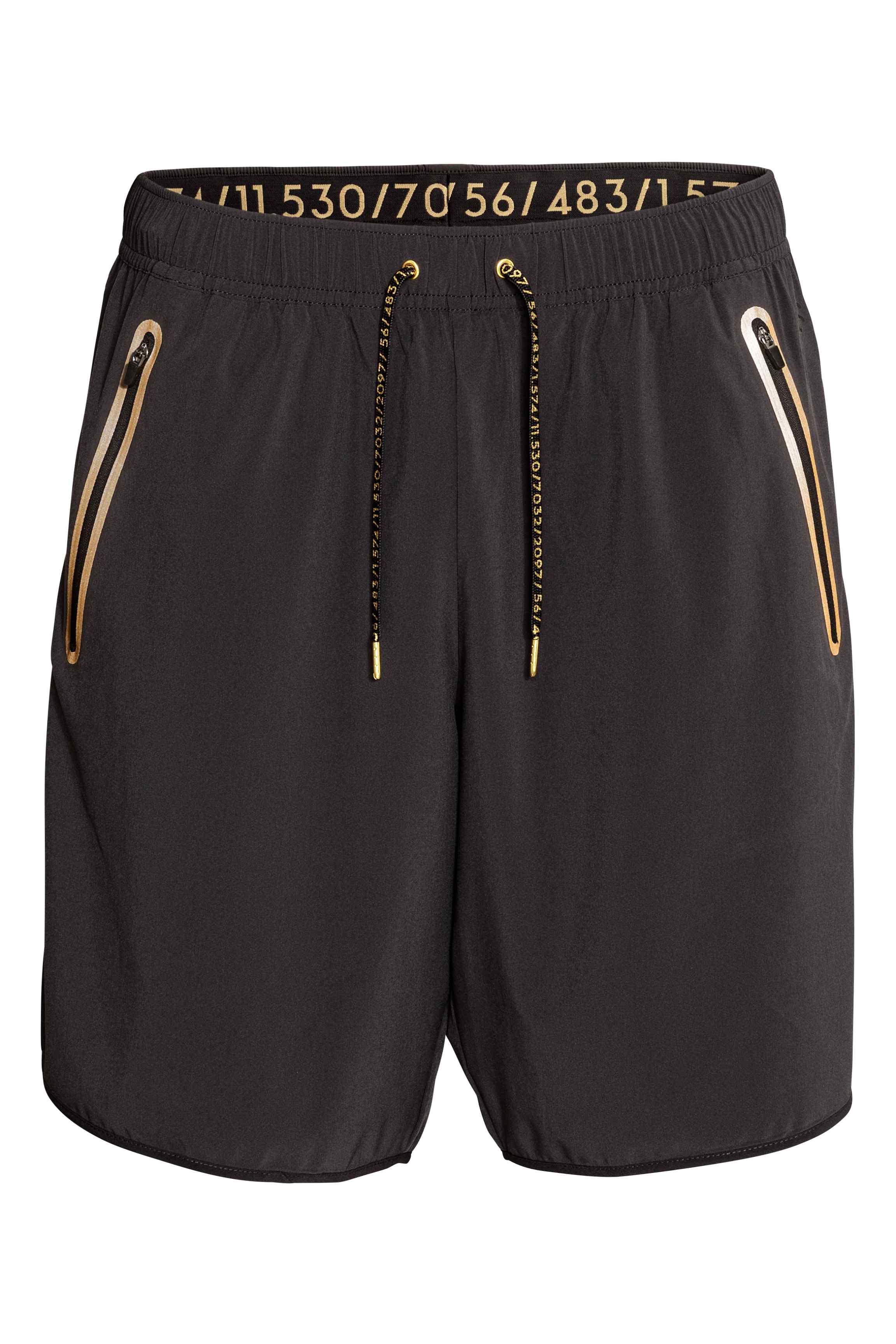 Sports shorts, £24.99 ( hm.com )