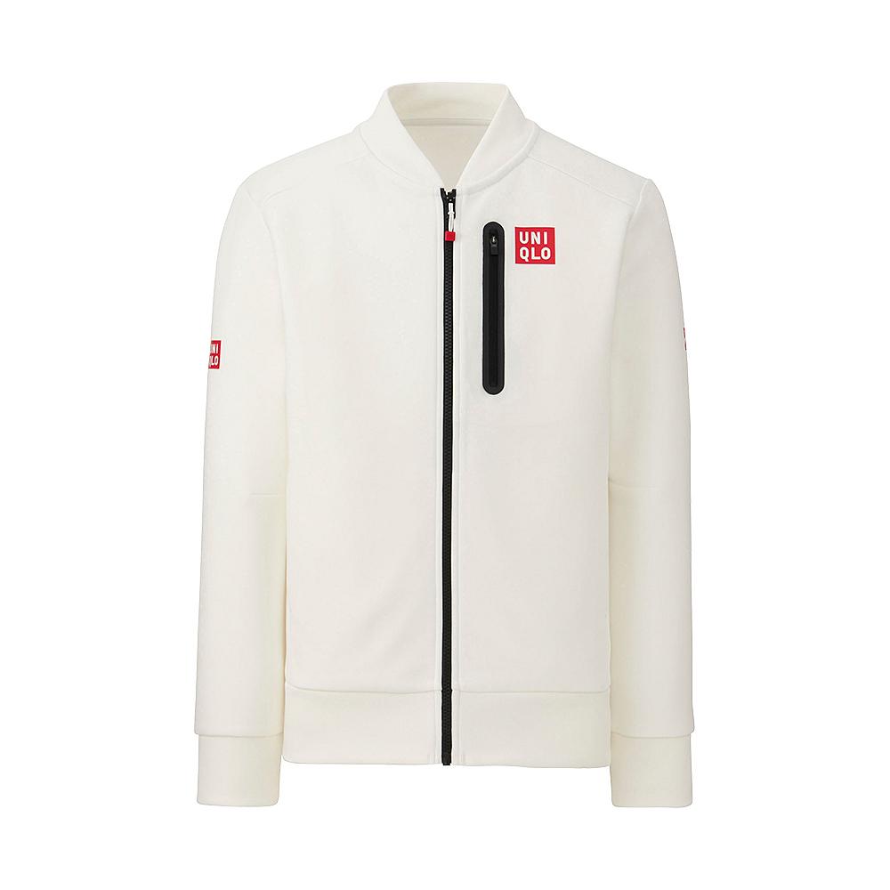 MEN Novak Djokovic sweat jacket (US Championships 2016), £39.90 ( uniqlo.com )
