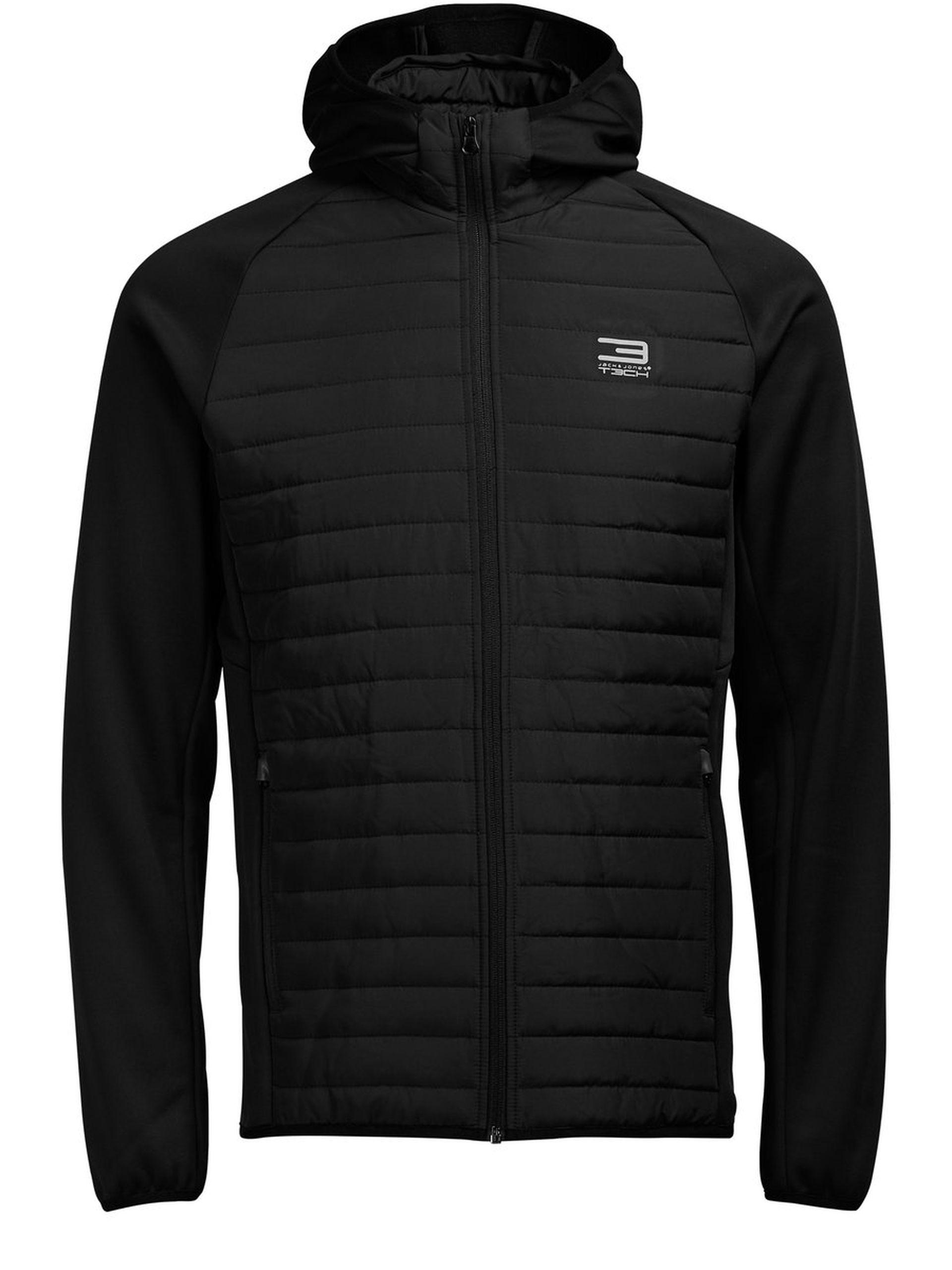 Quilted jacket, £40 ( jackjones.com )