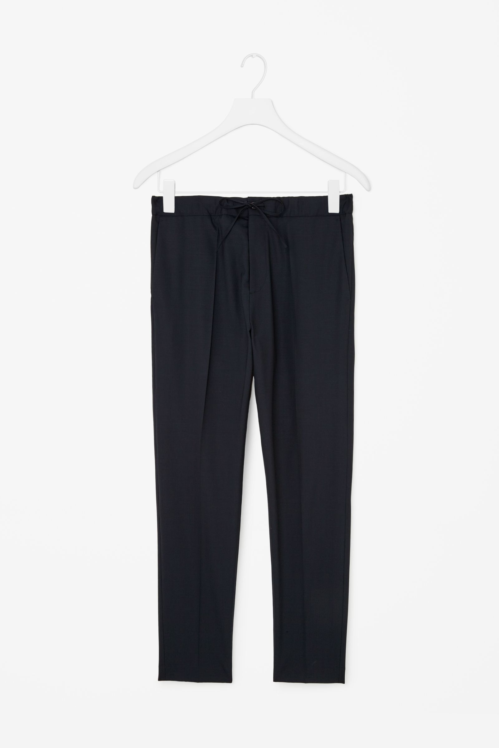 Drawstring tailored trousers, £79 ( COSstores.com )