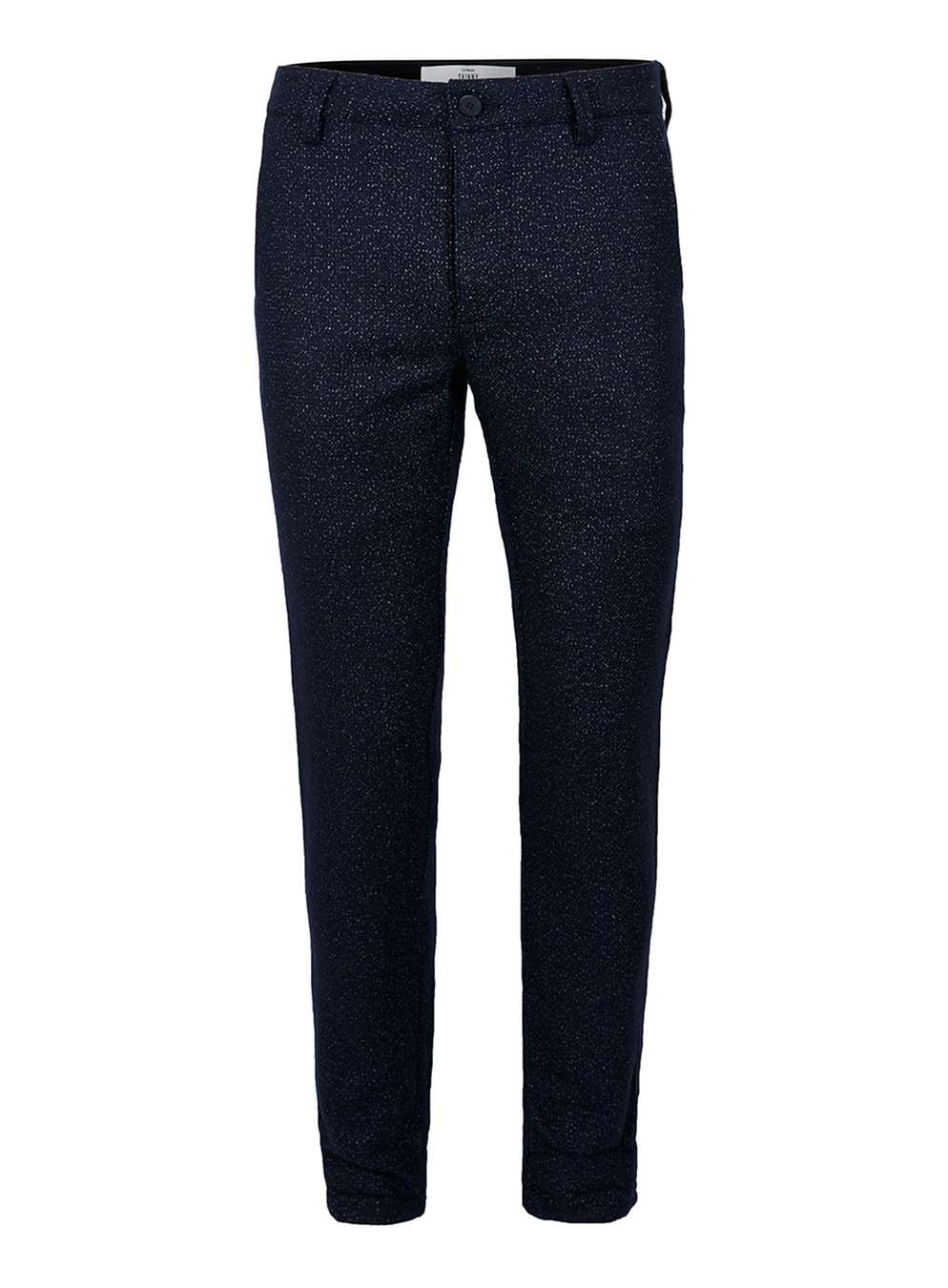 Wool blend skinny chinos, £35 ( topman.com )