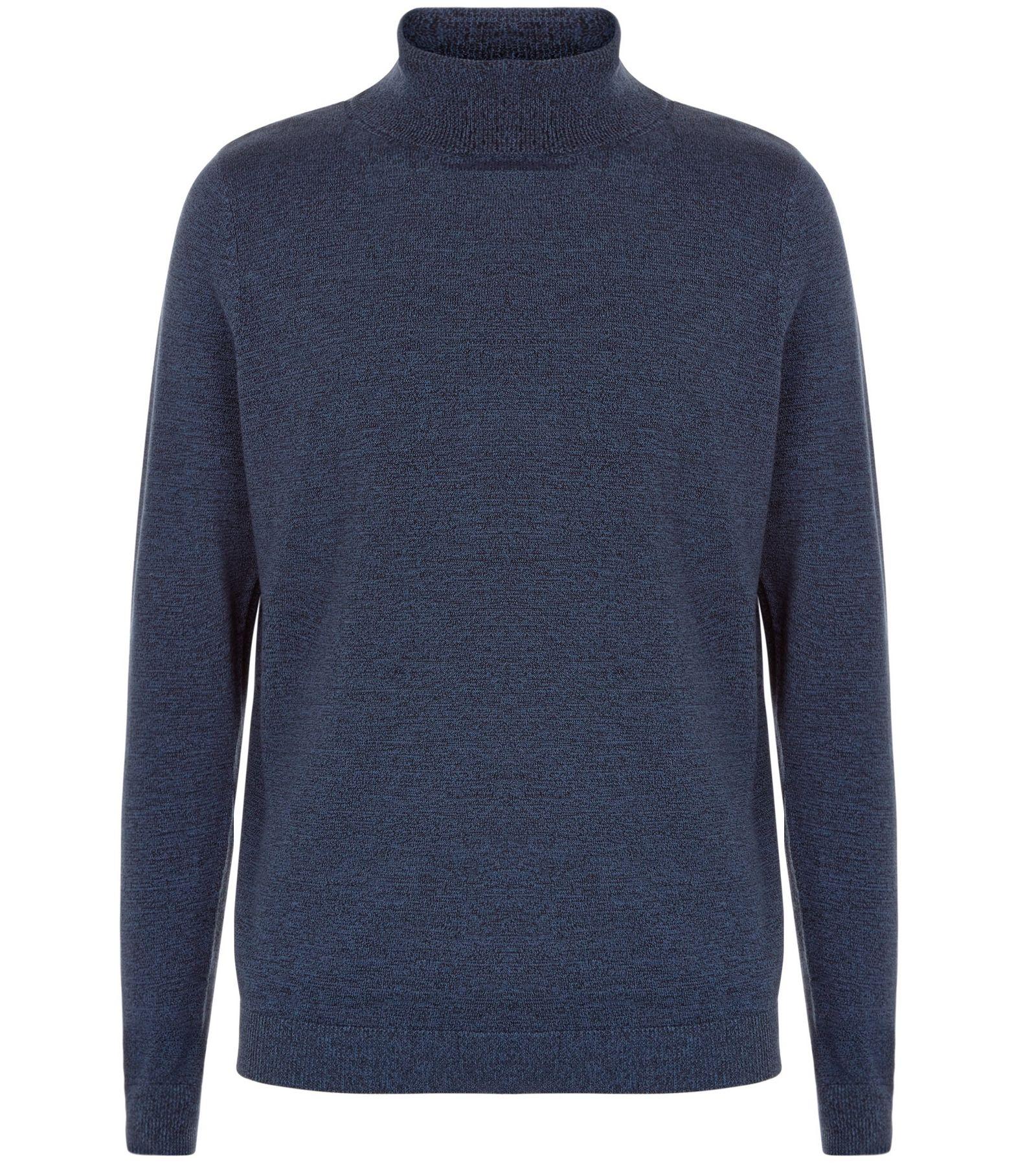 Cotton roll neck jumper, £14.99 ( newlook.com )