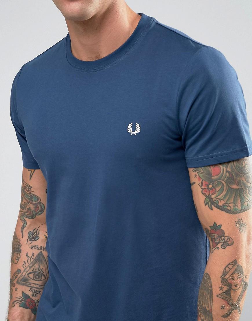 FRED PERRY crew-neck t-shirt, £30 ( ASOS.com )