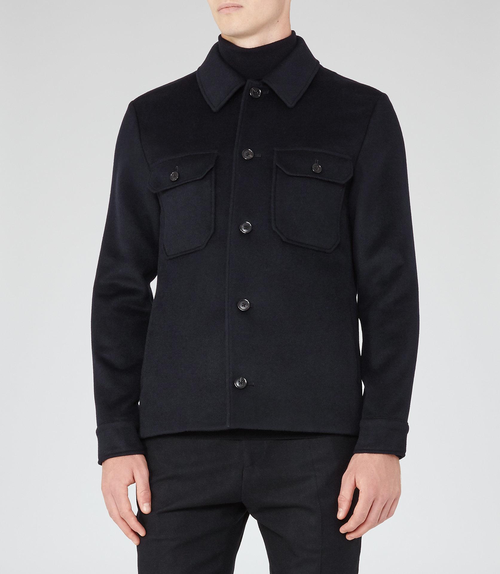 Duster worker jacket, £245 ( reiss.com )