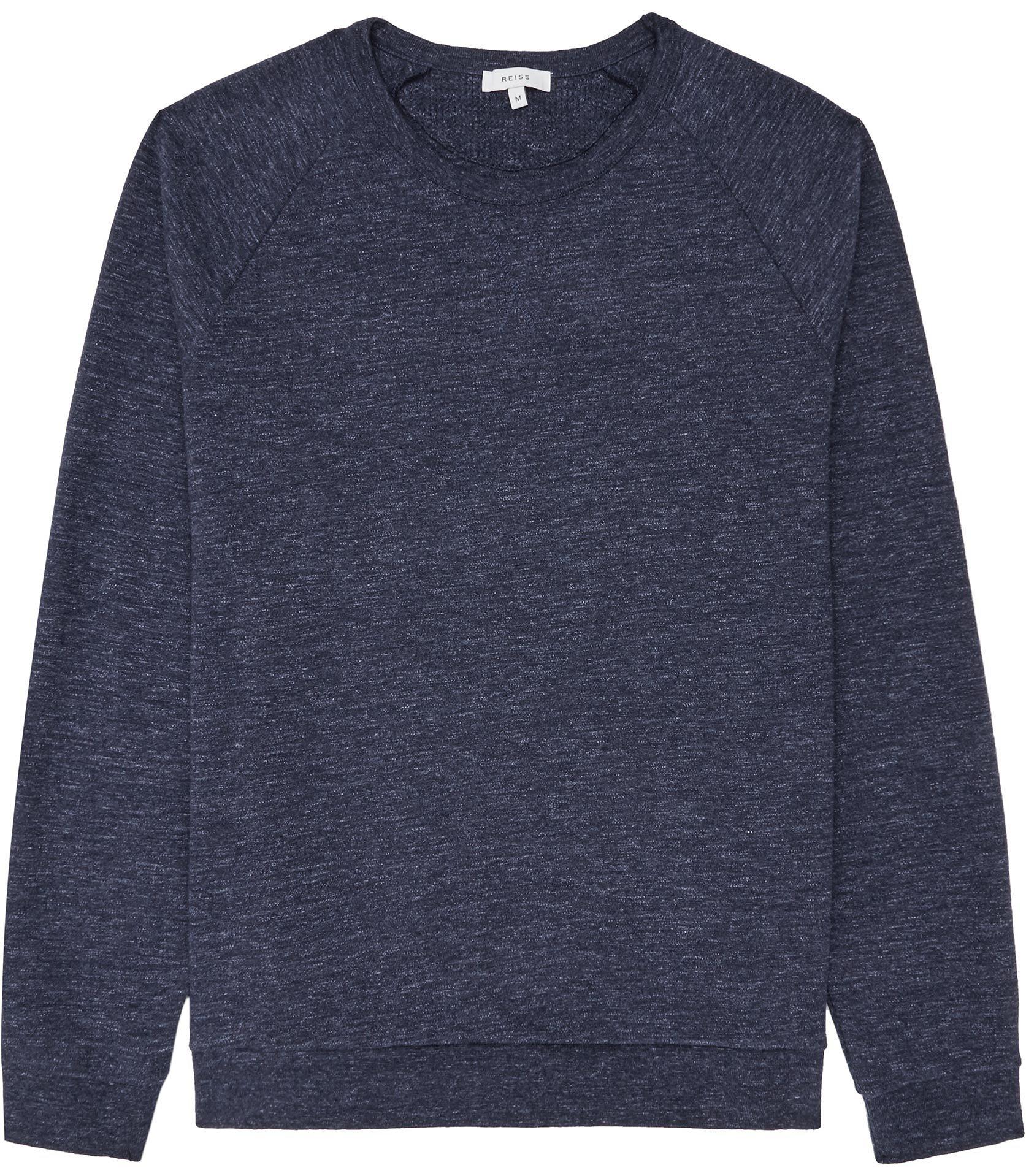 Rio marl sweatshirt, £70 ( reiss.com )