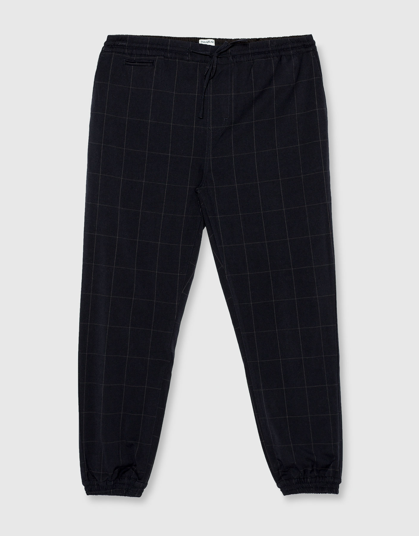 Check beach trousers, £25.99 ( pullandbear.com )