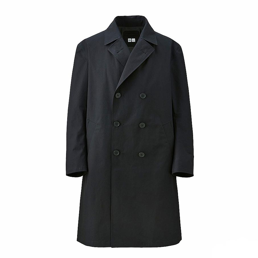UNIQLO U BLOCKTECH Coat, £89.90 ( uniqlo.com )