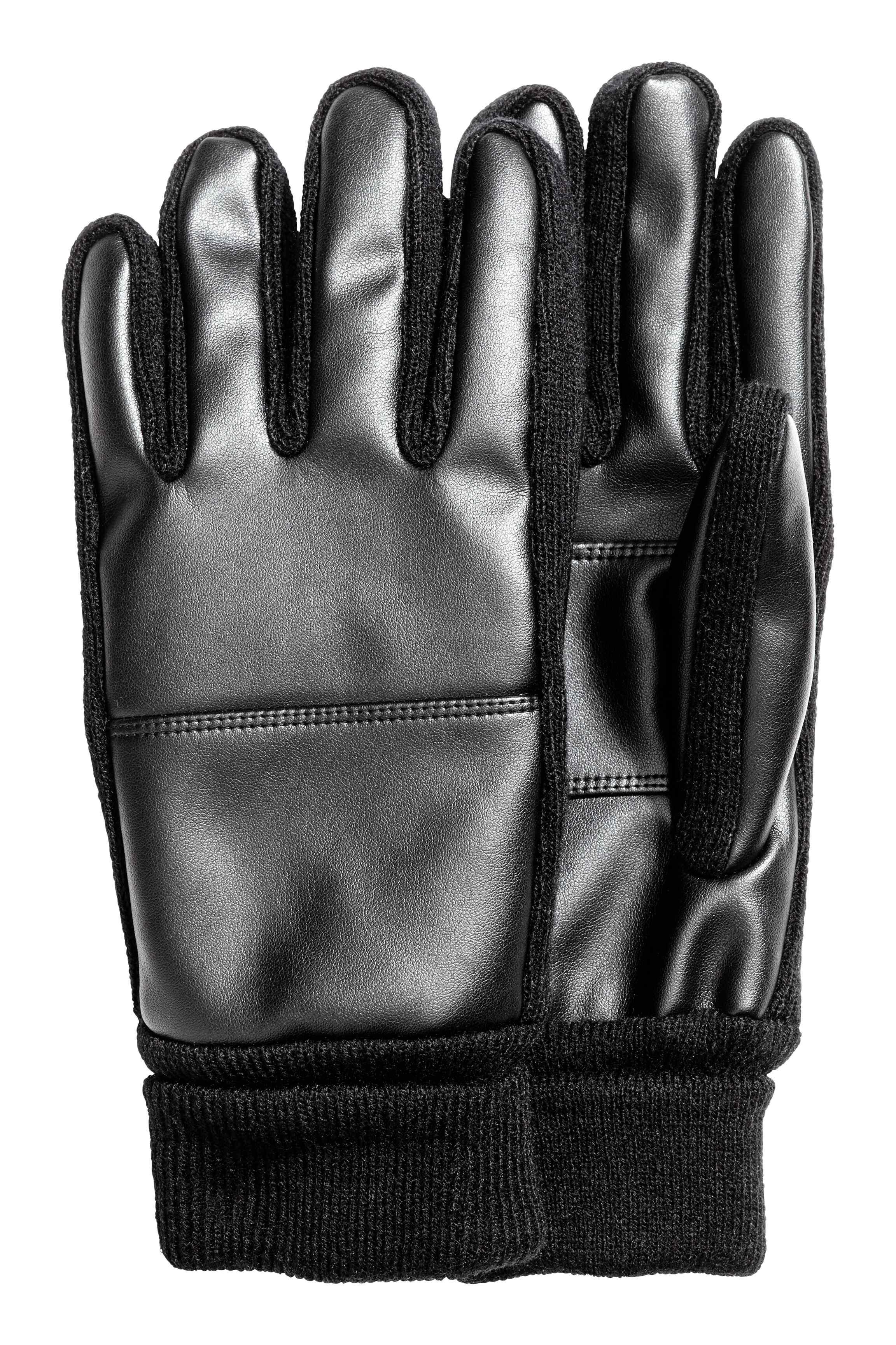Gloves, £9.99 ( hm.com )