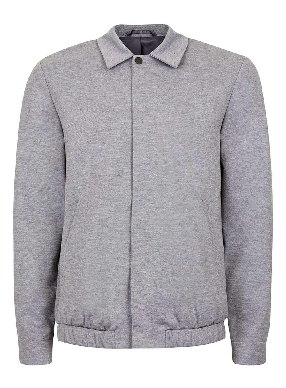 Light Grey Coach Jacket, £65 ( topman.com )