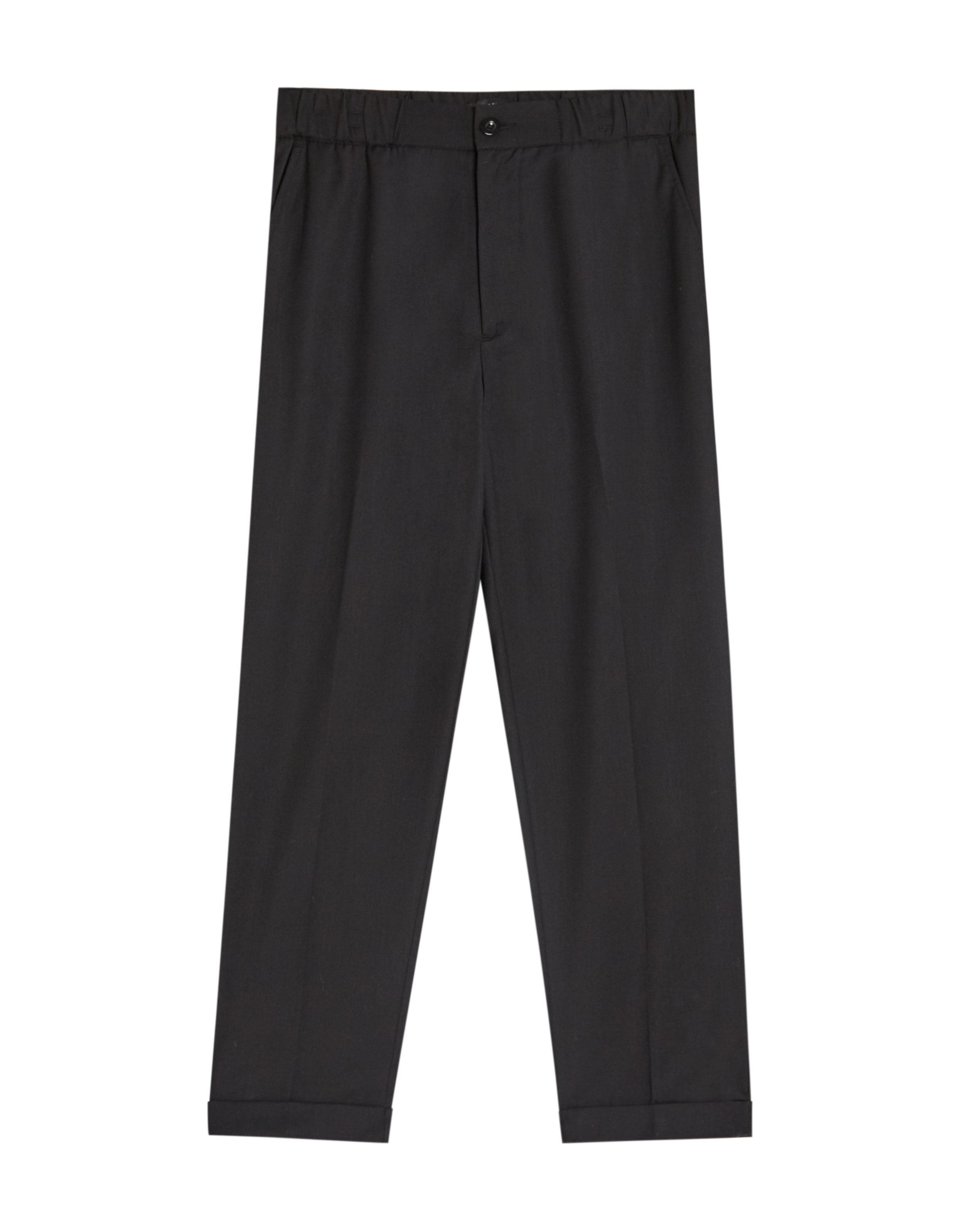 Tailored-Fit Jogger Trousers, £19.99 ( Pull&Bear )