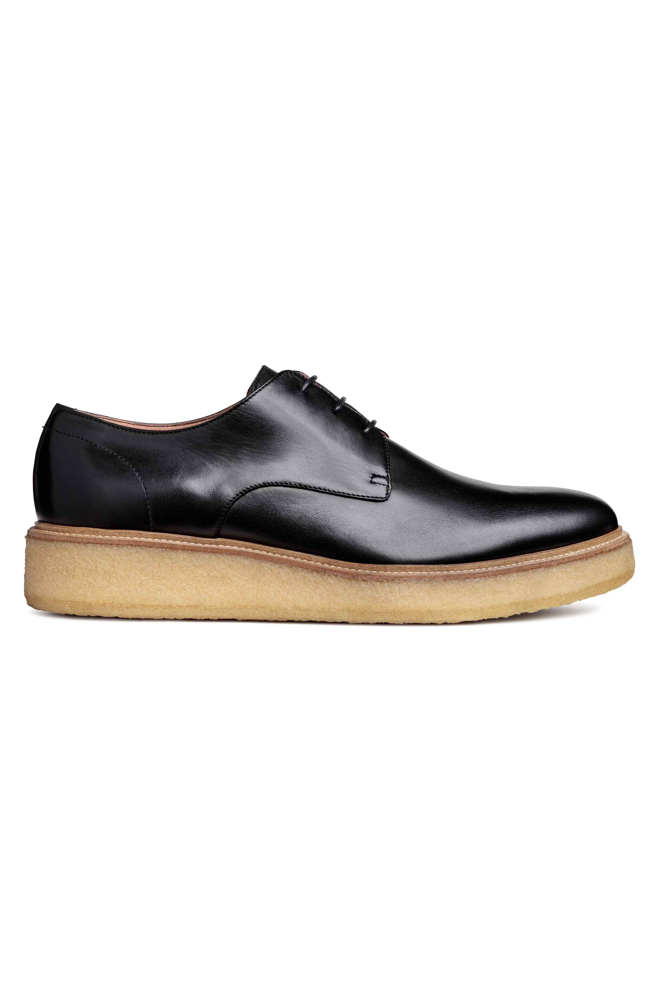 Wedge-Heeled Derby Shoes, £59.99 ( H&M )