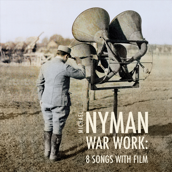 MICHAEL NYMAN WAR WORK - FILM