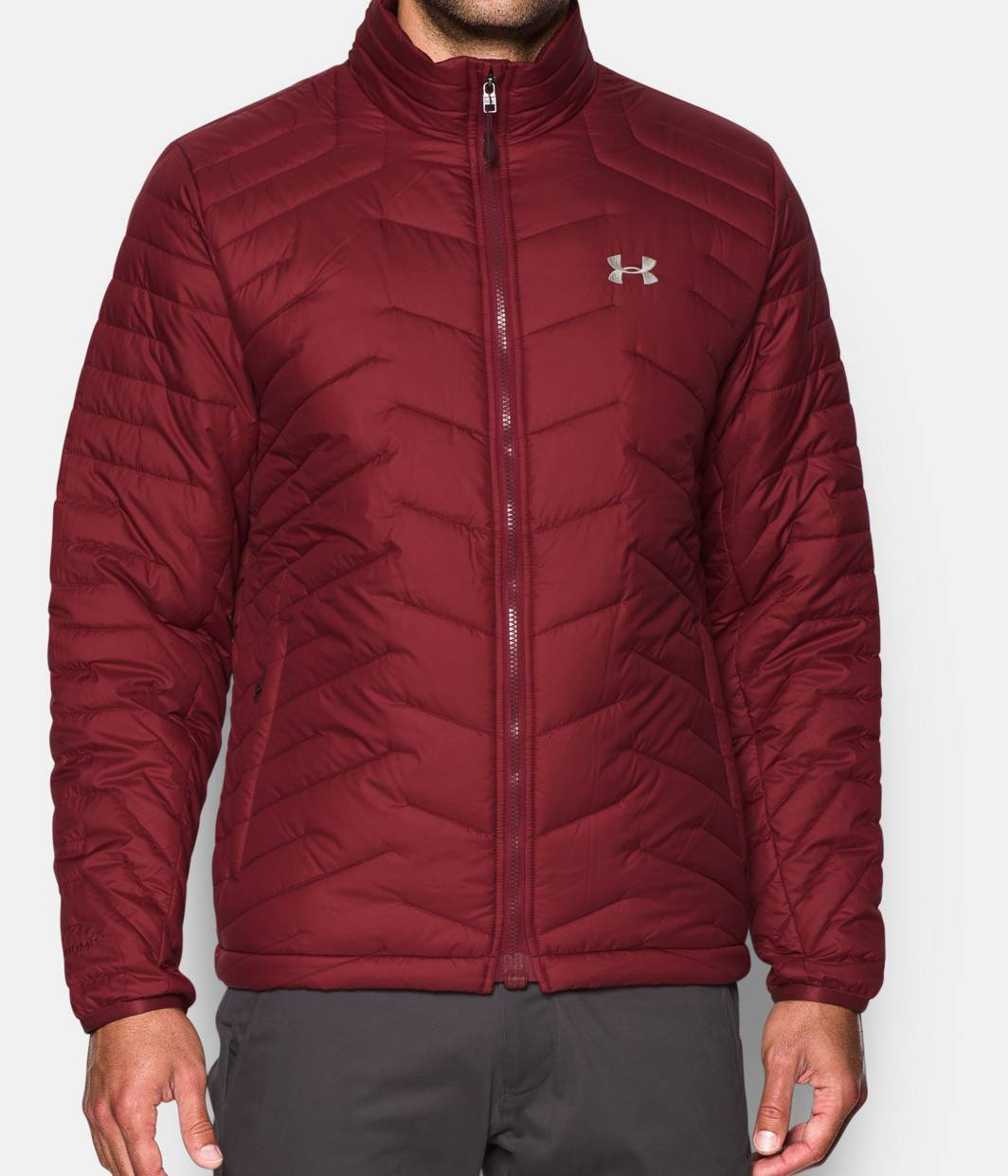 Mens Under Armour Reactor Jacket