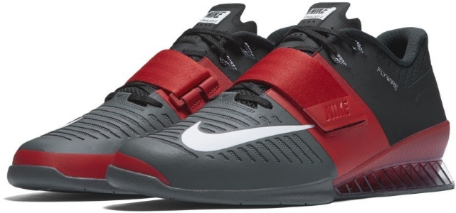 Nike Romaleos 3 Black and Red