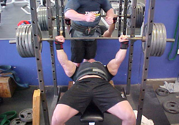 improve bench press