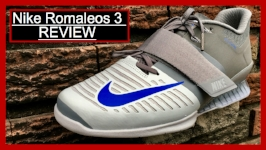 Nike Romaleos 3 Review