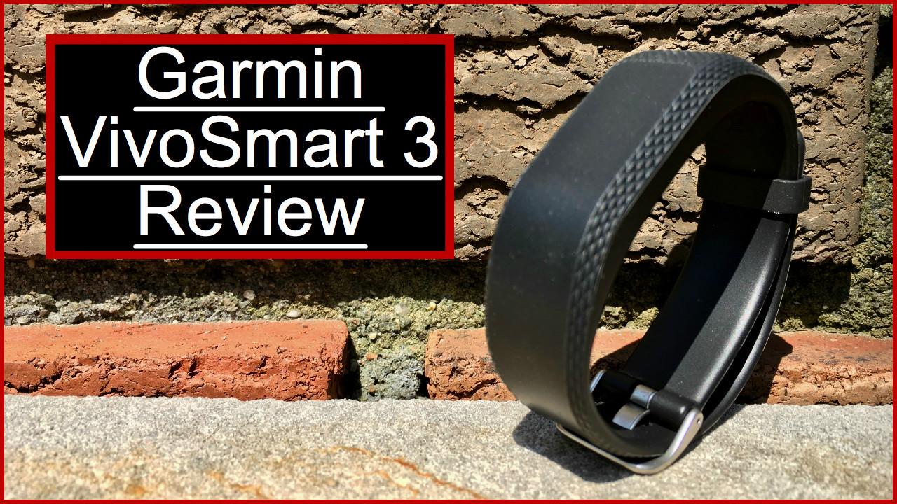 Garmin Vivosmart 3 Review