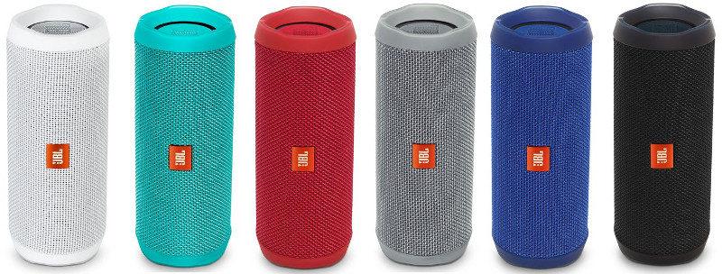 JBL Flip 4 Colors
