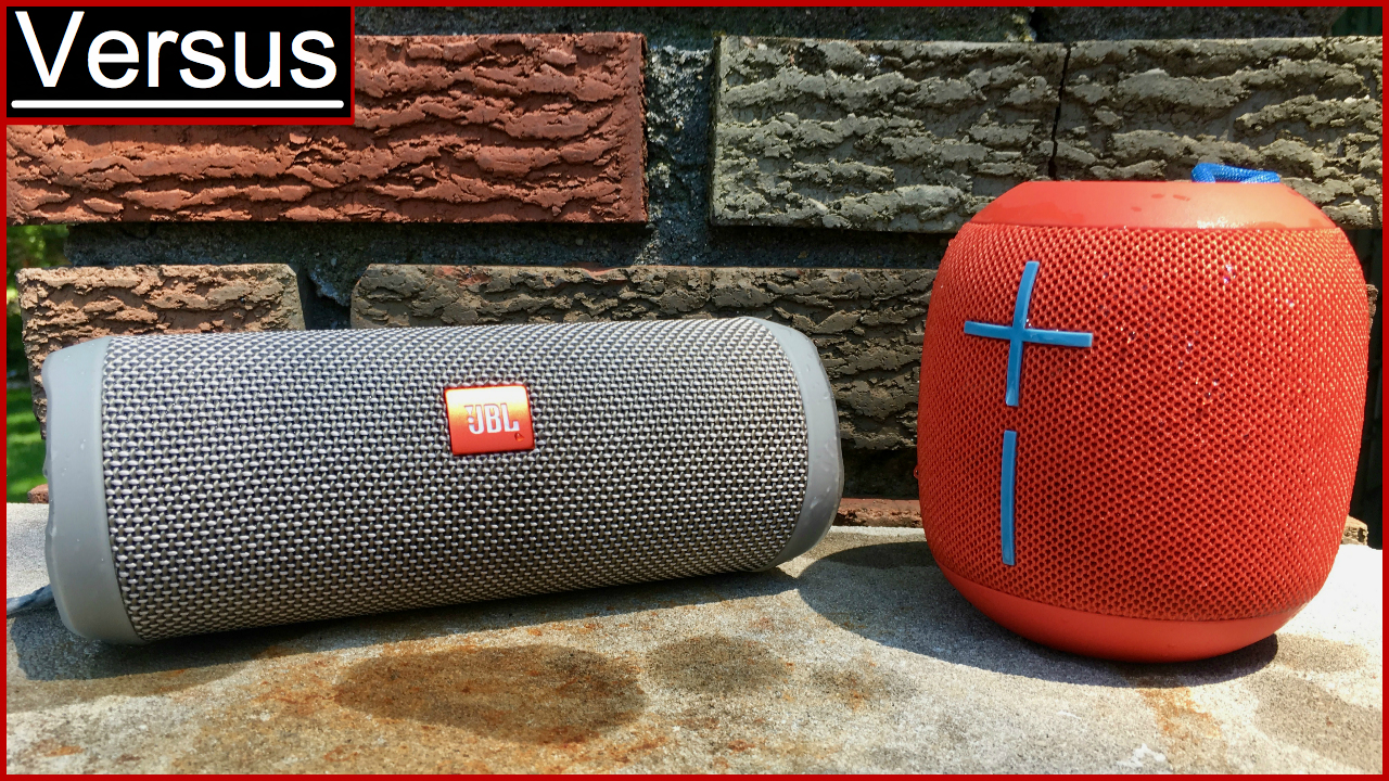 JBL Flip 4 Vs UE WONDERBOOM