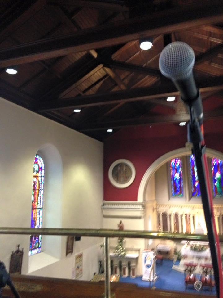 Natalie Turner Church Wedding Ceremony Singer Ireland