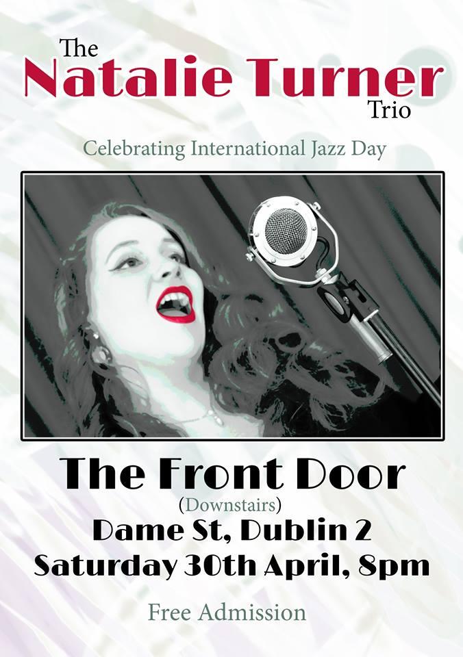 Natalie Turner Jazz Soul Blues Gospel Singer in Dublin, Ireland