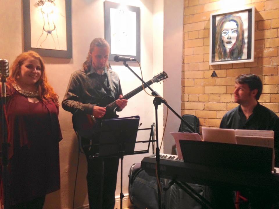 When You're Smiling Jazz Trio Dublin, Ireland