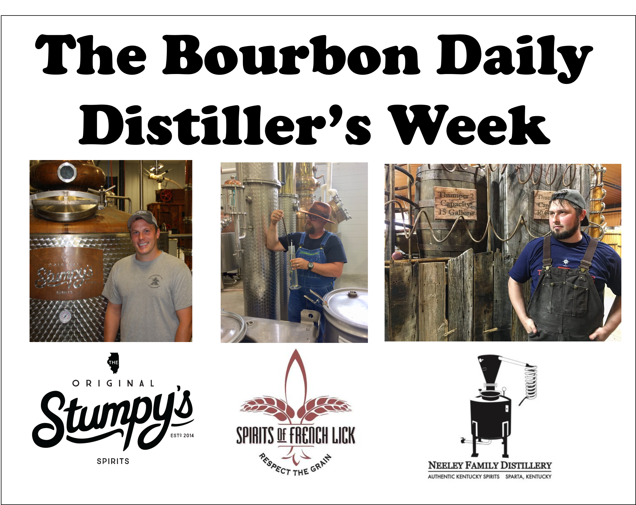 Recently on The Bourbon Daily, we did a series of shows on distillers that gave some real insight into the job.