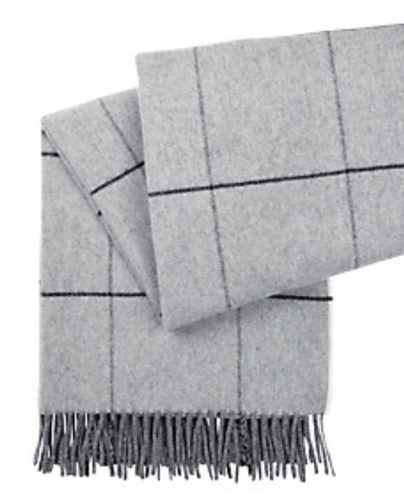 White Company scarf - £75