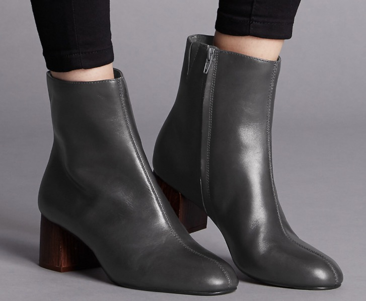 Marks and Spencer boots - £79