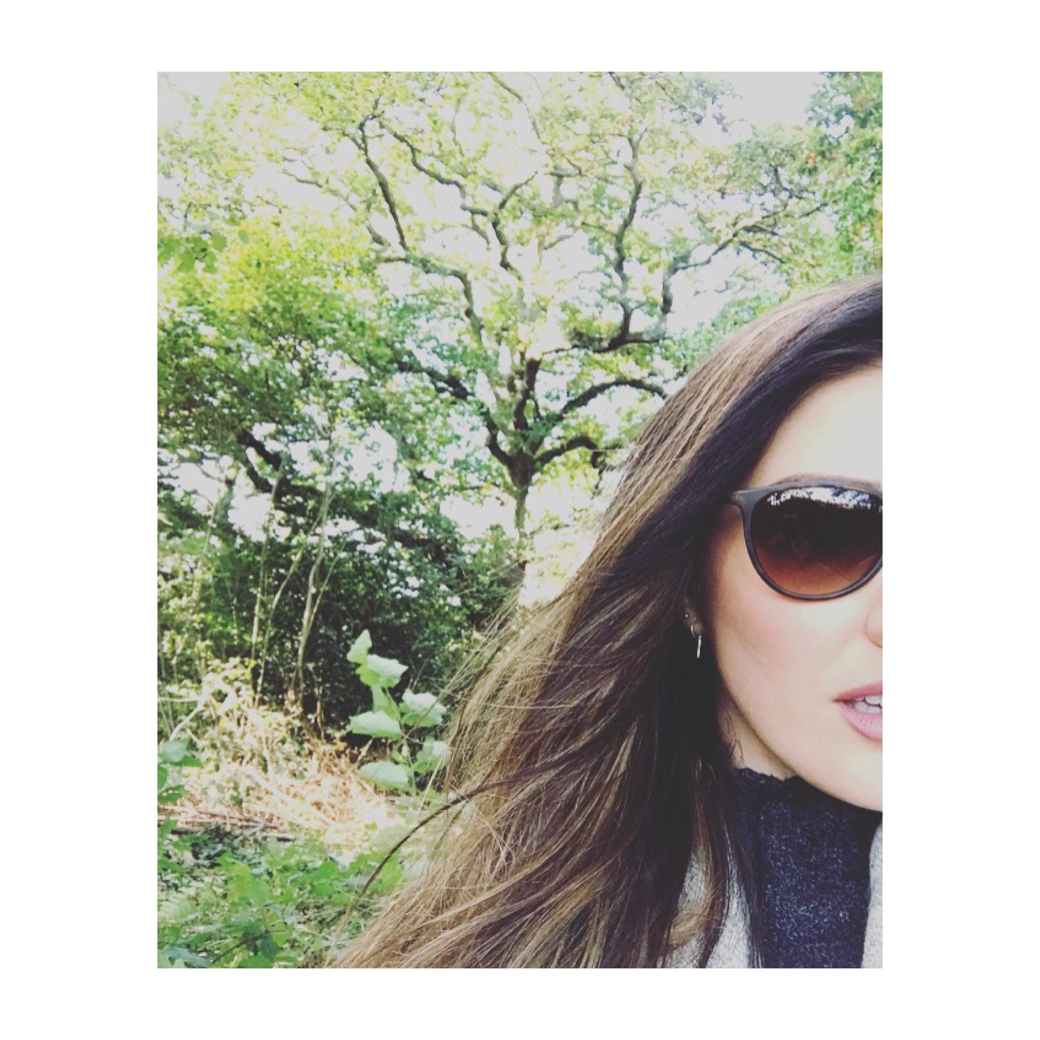 Me & a tree ... 👍🏼