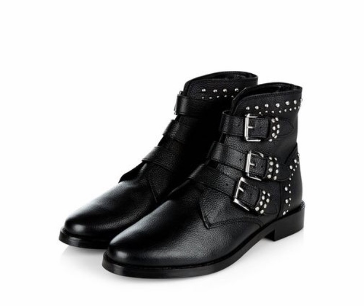 New Look  - Studded ankle boot - £45
